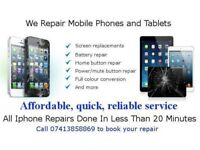 Original apple lcd replacements 5/5c/5s/6/6plus/6s/6splus/7