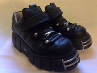New Rock Boots for sale size 10.5 UK/44 EU