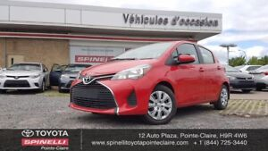 2016 Toyota Yaris SEULEMENT 2 EN INVENTAIRE!!!!