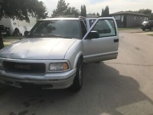 GMC jimmy need gone ASAP