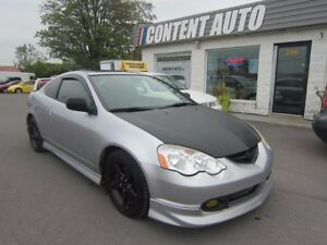 2003 Acura RSX Type S 2L 6 VITESSES CUIR TOIT