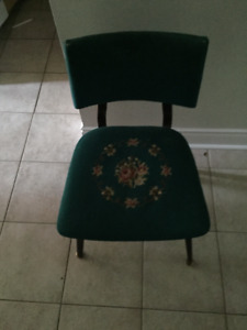 Beautiful mid century chairs (2)