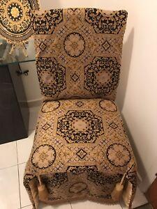 Housse pour chaise design Versace