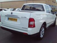 2016 SsangYong Musso SE A220S DOUBLE CAB PICKUP 4 door Pick Up