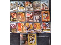 Classic Movies (17) DVD's