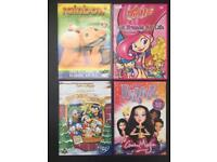 Selection of children's DVD's (4 DVD's)