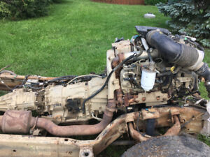 2006 LBZ Duramax for parts