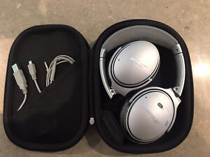 BOSE QUIETCOMFORT 35 NOISE CANCELLING BLUETOOTH