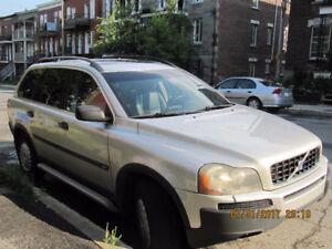 2004 Volvo XC90 VUS
