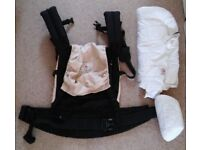 NEED QUICK SALE-OFFER - New Ergobaby Original Baby Carrier with Infant Insert