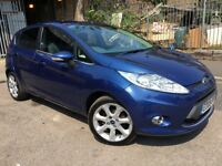 Ford Fiesta 1.6 TDCi Zetec 5dr£3,495 p/x welcome 3 Months warranty