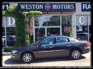 2009 Buick Allure CX *DEALER MAINTAINED *FULLY LOADED *ACCIDENT