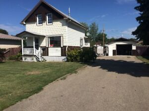 3 Bedroom + Office Character Home in Martensville avail Sept 1