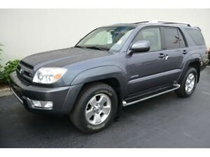 2003 Toyota 4Runner Limited V8 Leather SUV, Crossover