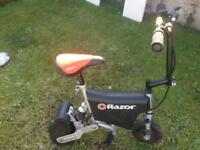 Child's electric bike