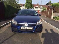 Vauxhall Astra Life 1.4 Manual petrol 96000 miles hpi clear