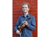 Private Violin Tuition in Leeds from £25 per hour