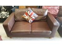 2 seater sofa in vgc can deliver 07808222995