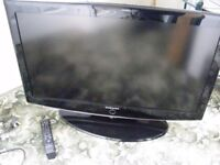 Samsung 37 inch with remote