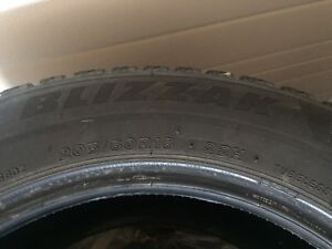 Selling winter tires (205 60R 16) $180