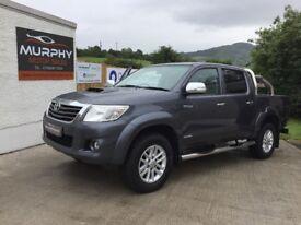 2013 Toyota hilux invincible reverse cam etc finance available
