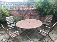 FREE - Garden Furniture Set