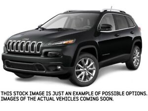 2017 Jeep Cherokee NEW CAR Limited|4x4|V6|Uconnect8.4|R-Start|Ba