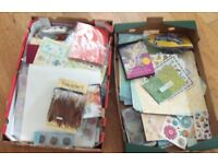Huge Crafting Kit with loads of Embellishments