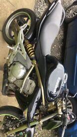 Kawasaki er6-n abs