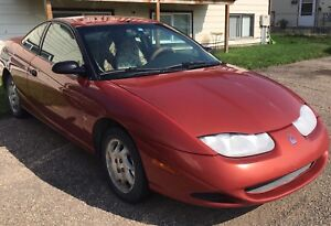 2002 Saturn coupe