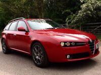 Alfa Romeo 159 sportwagon cambelt change 6 months warranty