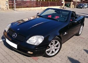 SLK230 Benz convertible hard top