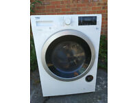 BEKO WDX8543130W Washer Dryer 8kg Wash 5kg Dry £399 RRP Free Delivery