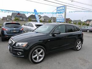 2012 Audi Q5 2.0T Premium Plus S-LINE |  NAVI | TURBO ENGINE...