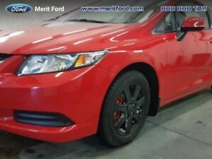 2013 Honda Civic Coupe   - local - trade-in - sk tax paid