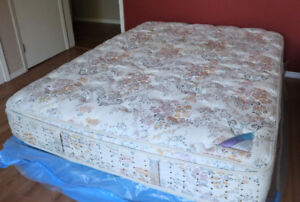QUEEN 15'' BED (Pure Silk) delivery