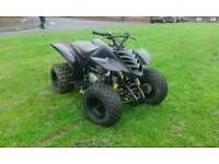 Big quad 200cc manual mint runner