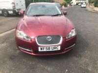 2008 '58' JAGUAR XF 2.7 LUXURY