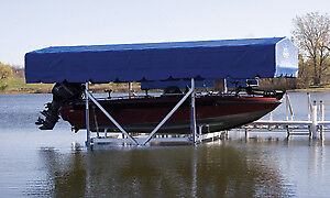 Boat Lift and Canopy 4000lb vertical lift