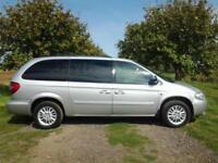 CHRYSLER GRAND VOYAGER AUTOMATIC ~ STOW & GO ~ 7 SEATS ~ AIR ~ FINANCE ARRANGED