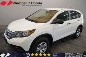 2014 Honda CR-V LX| Backup Cam, Bluetooth, All-Wheel Drive!