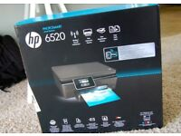 HP Photosmart 6520 Wireless A4 AirPrint e-All-in-one Colour Photo Inkjet Printer