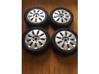 Audi Alloy Wheels for sale