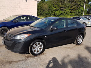 2010 Mazda 3  CERTIFIED clean CarProof