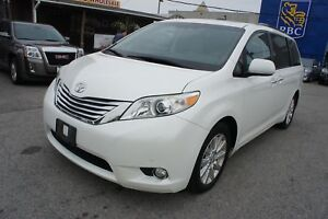 2011 Toyota Sienna LIMITED | NAVI | BACKUP CAM | DOUBLE SUNROOF