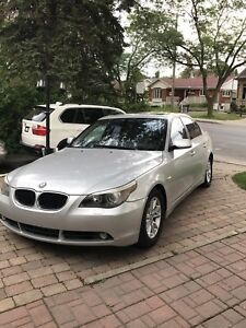 2004 Bmw 530i automatique 243000 km $4300