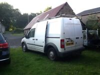 Ford Transit Connect Hibox