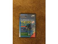 Official DSA complete theory test interactive DVD