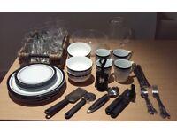Assortment of Dinnerware