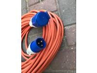 ELECTRIC HOOK-UP POWER CABLE